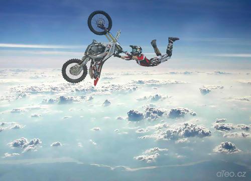 Extrémní sporty: Motokros