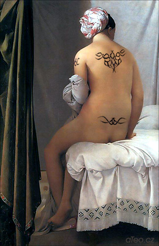 Jean Auguste Dominique Ingres 1808