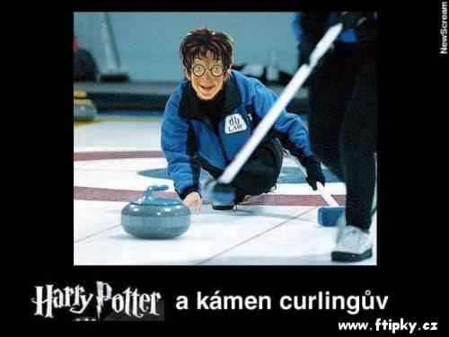 Harry Potter - Kámen curlingův