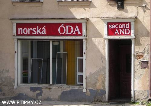 Norská óda a second and
