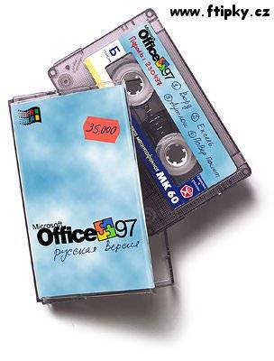 MS Office 97 pro Rusko